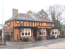 Fleet, The Prince of Wales pub, Hampshire © Colin Smith